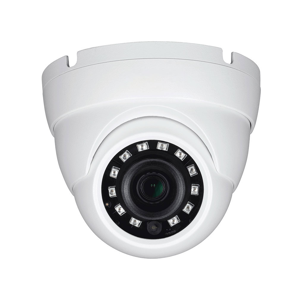 4K Real-time HDCVI IR Eyeball Camera HAC-HDW1800M