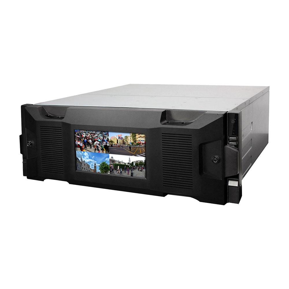 4Serveur de vidéosurveillance intelligent U 24HDD IVSS7024DR